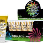Tattoo aftercare products !